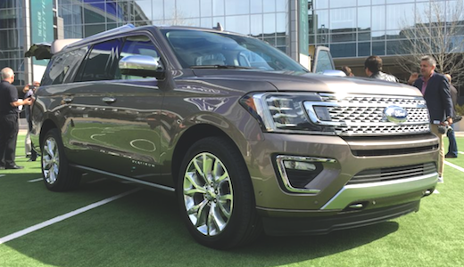 2019 Ford Expedition Max Platinum 2019 Ford Expedition Max