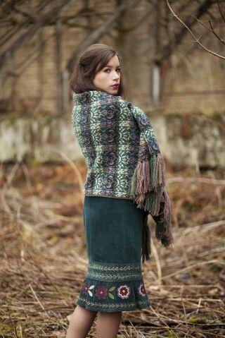 Alice Starmore Rheingold Wrap Kit   British Invasion   Pinterest ...