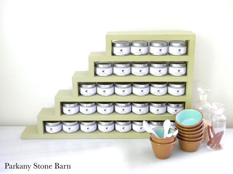 MS Spice Rack from Heritage Home