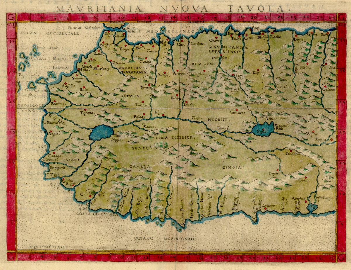 Africa Map Cities%0A     best         a      r      c  a   images on Pinterest   Antique maps  Old maps and  The river