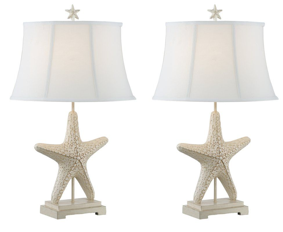 Clio Starfish 31 Table Lamp Set Table Lamp Lamp Table Lamp Sets