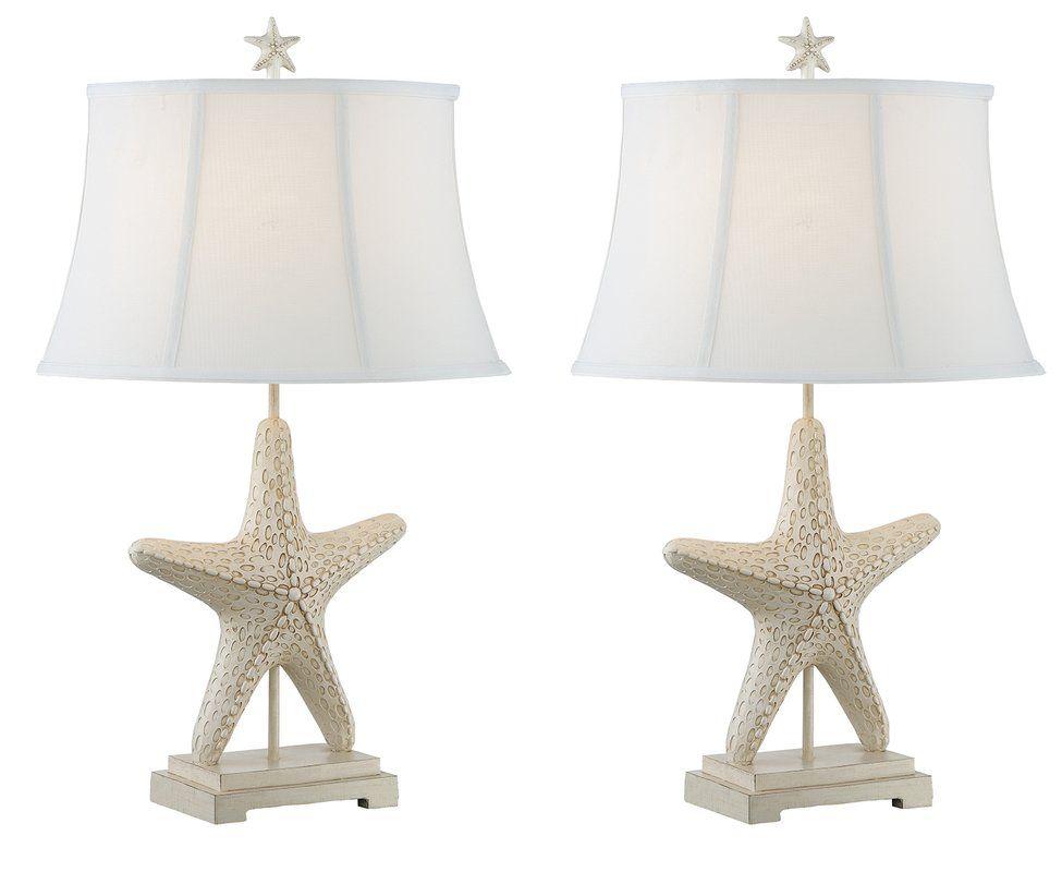 Cano Starfish 26 Table Lamp Set Table Lamp Table Lamp Sets