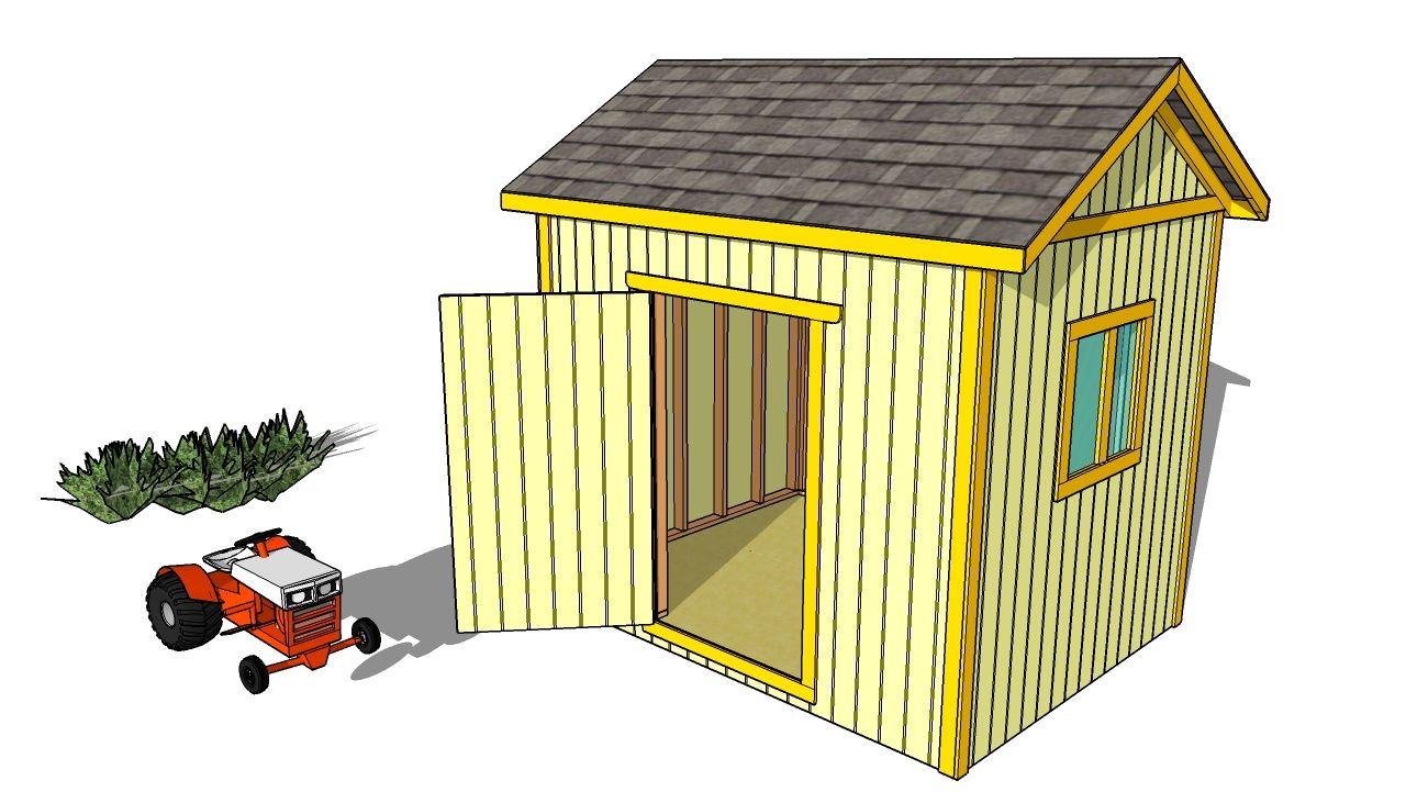 Shedplans for free outdoor shed plans free free for Small barn plans free