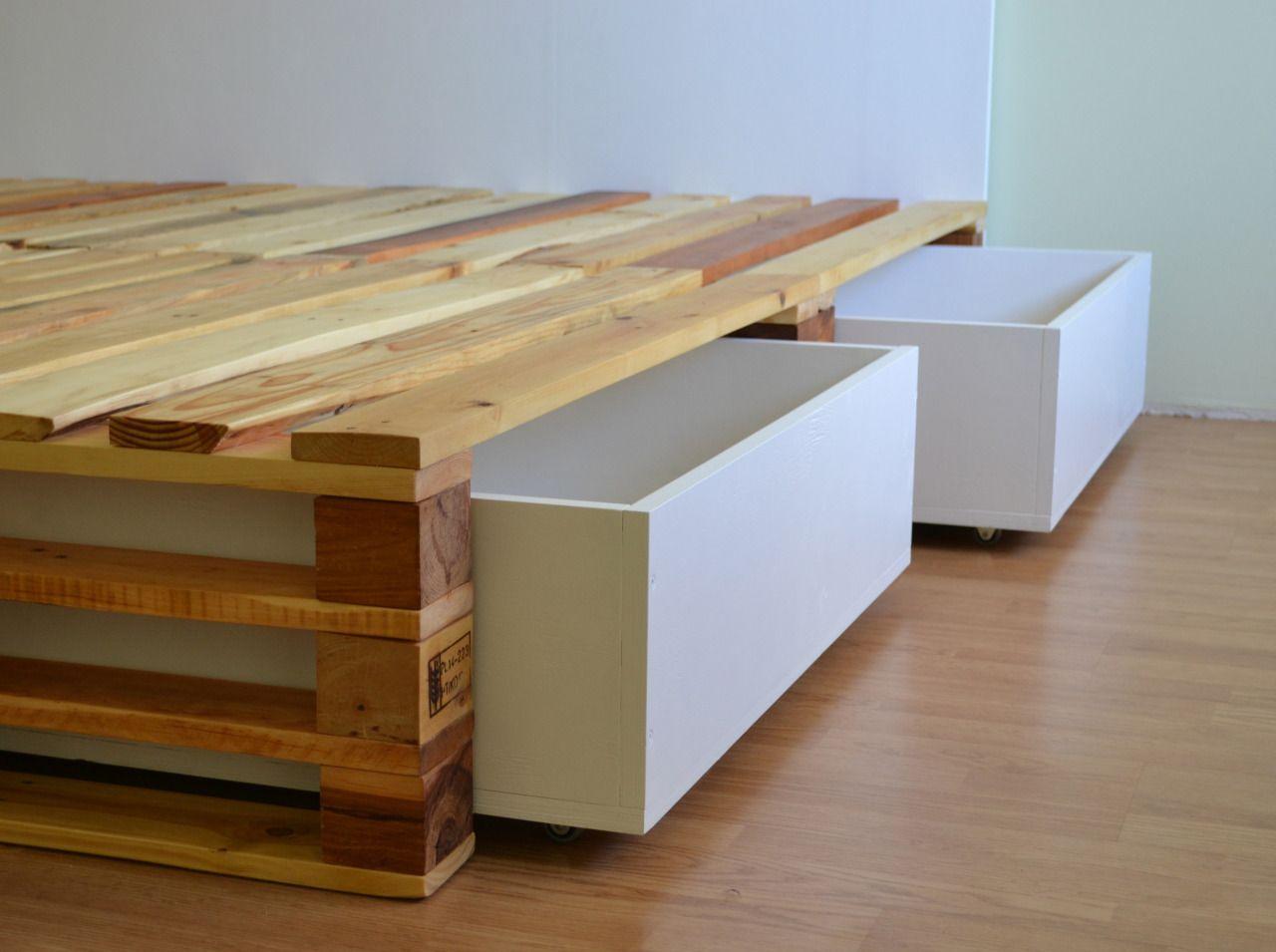Pin De Pamela Hutchens En Diy Pinterest Cosas Para La Casa  # Muebles Con Tarimas Y Cajones