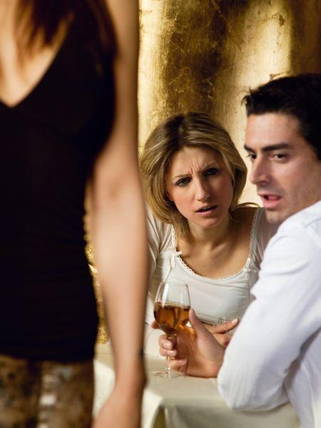 Wenn Mann Fremd Flirtet