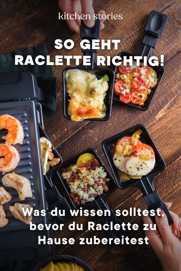 Raclette Alte Neue Rezeptideen Zutatenliste Kitchen Stories In 2020 Rezepte Rezeptideen Feigen Mit Ziegenkase