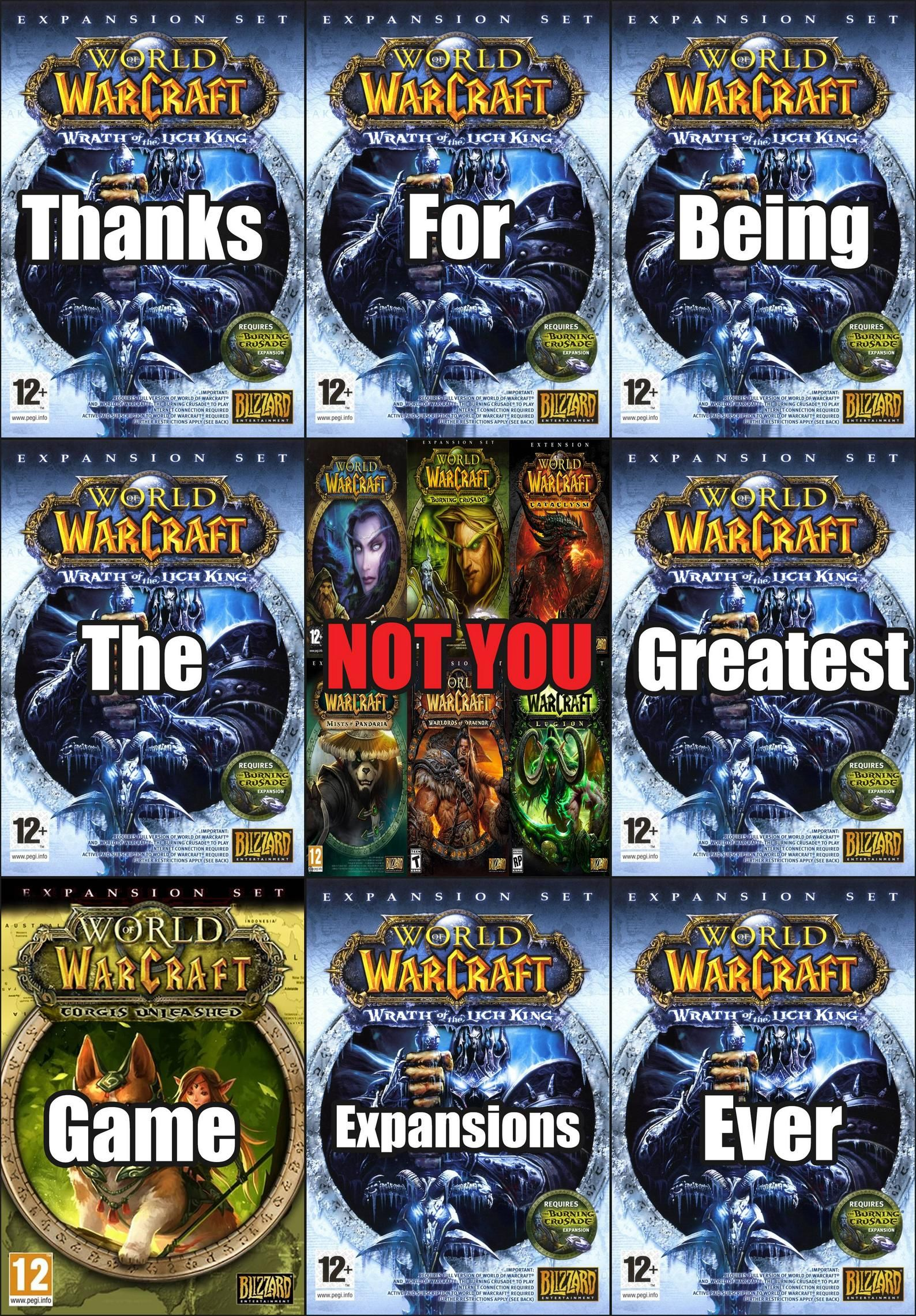 world of warcraft memes reddit