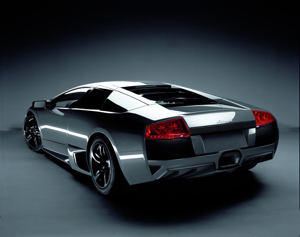 Lamborghini Murcielago Lp 640 Factory Issued Press Photo 2006