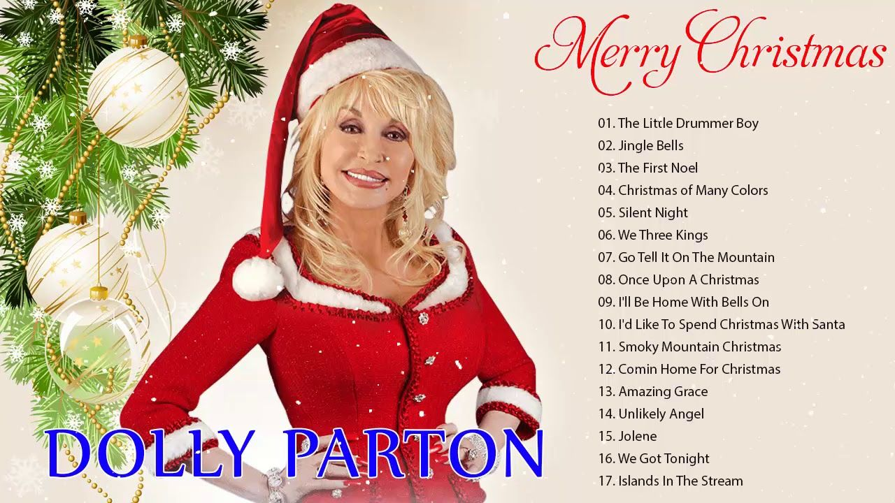 Dolly Parton Christmas Album.Dolly Parton Christmas Songs Dolly Parton Christmas Album