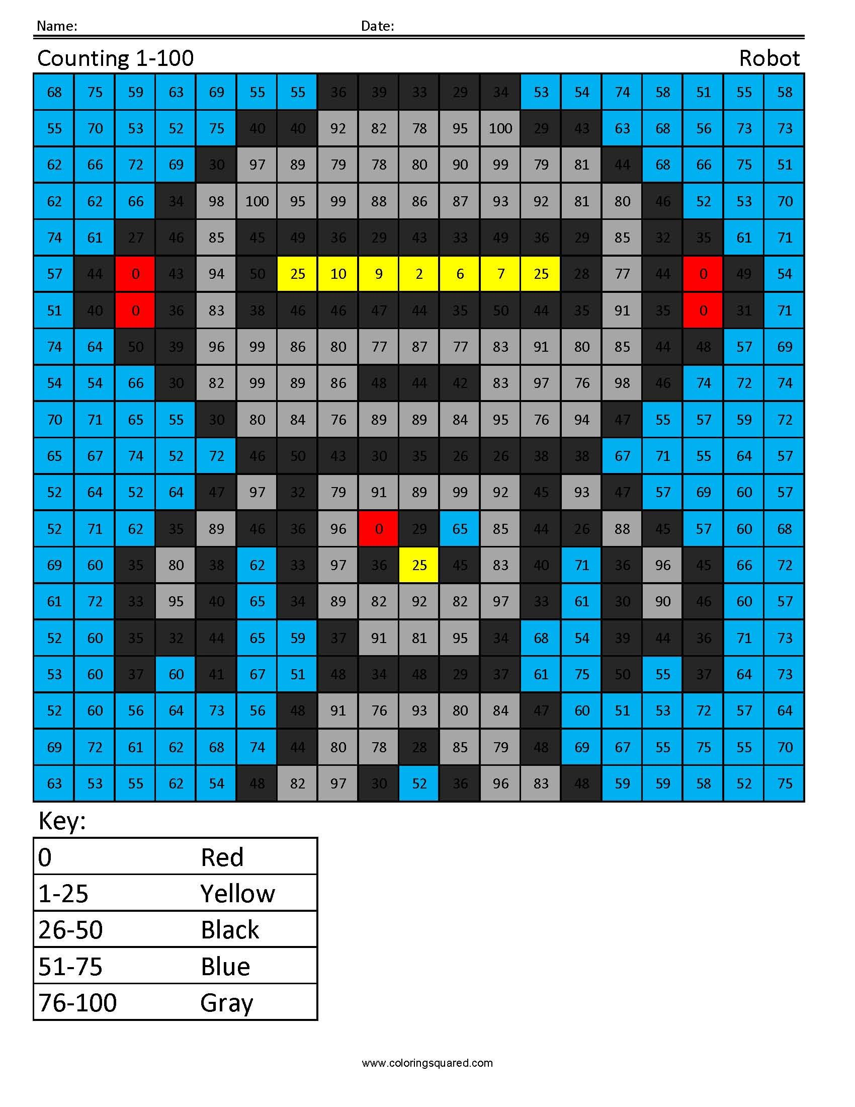Math Concepts | Pinterest | Robot, Math and Worksheets
