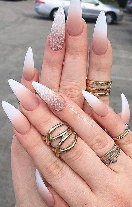 58+ Awesome Acrylic Nail Designs Ideas for This Summer 2019 is part of Natural nails Toes Art Designs - The acrylic nails for coffins became popular in the early 90's and are still in vogue  They bear the name of the angular shape of the coffin  It's really unique  The coffin nails are medium to long, narrowing at the ends and straightening (like a coffin)  If you're tired of round or square nails, coffin …
