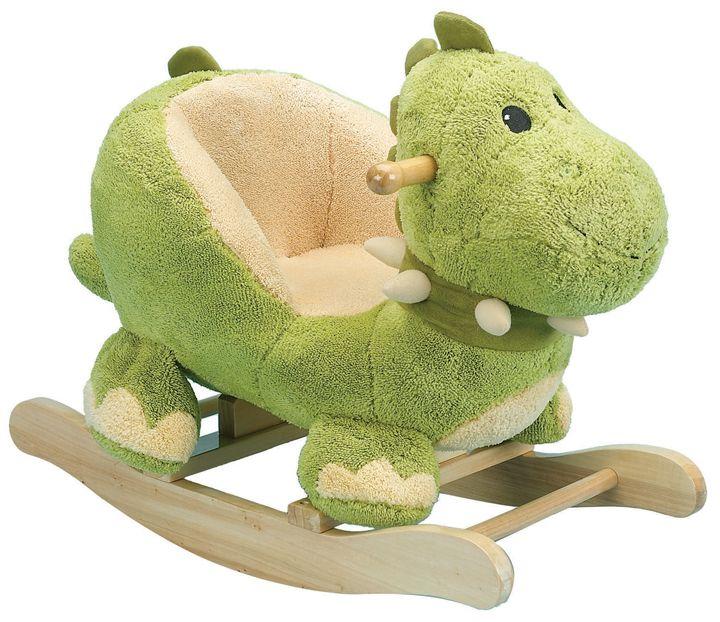 This is one very adorable dino rocker! #pinparty | Dinosaur Nursery ...