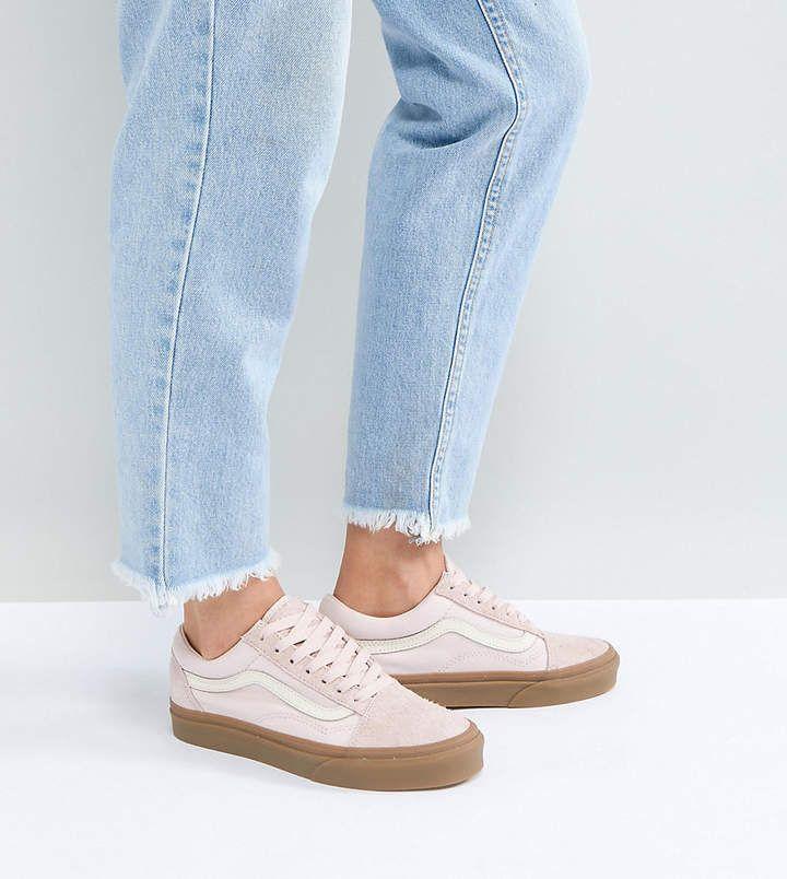 Vans gum sole, Vans sneakers