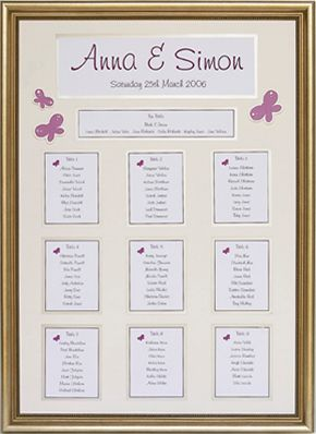 """Like the font used in """"Anna & Simon"""" but Al prefers a more script like font as we've used in our invites..."""