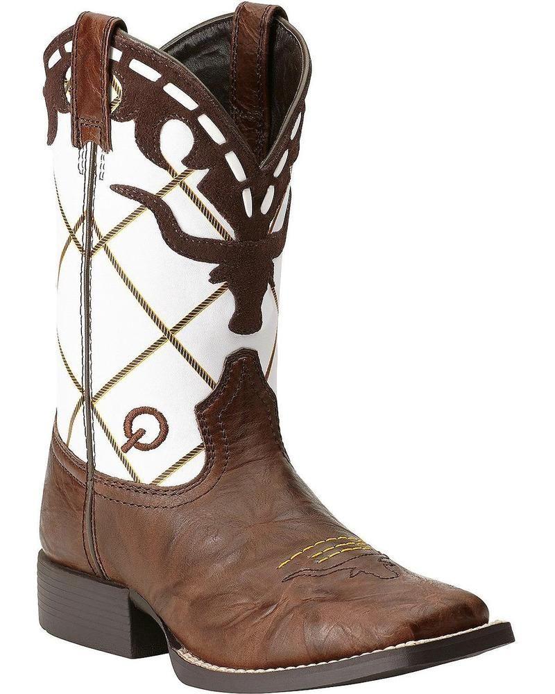 Ariat - Chaussures Horseman Western West
