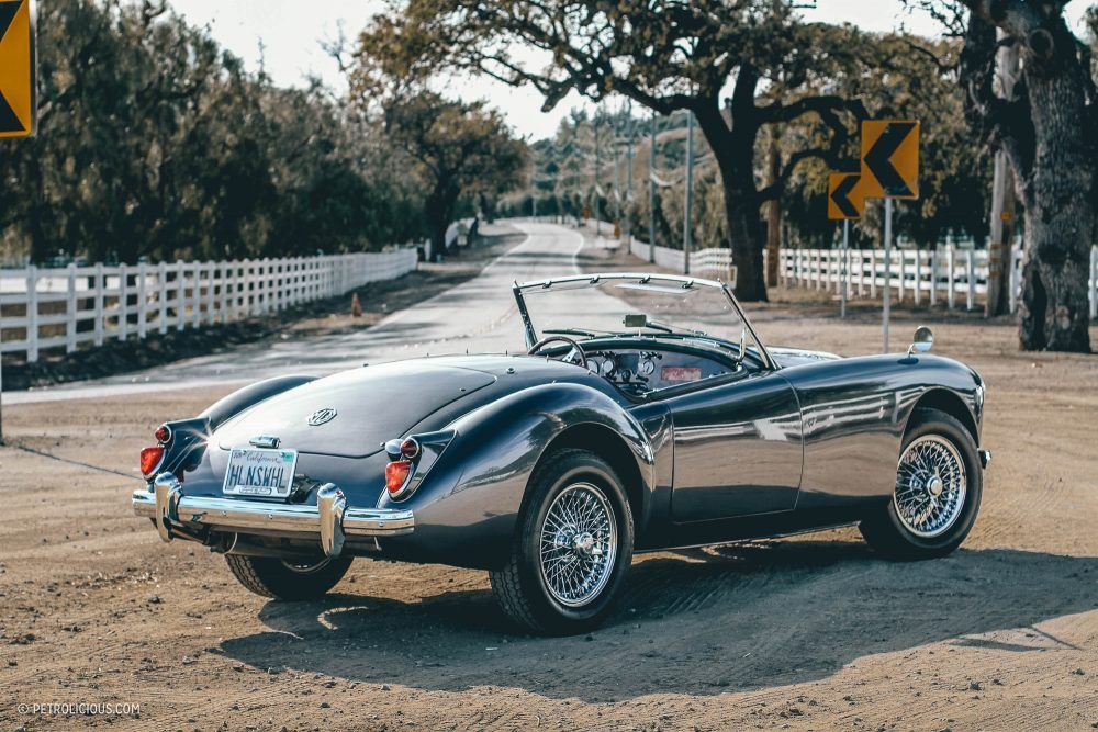 This Mga Kept A Grieving Gearhead Engaged With Images Cool