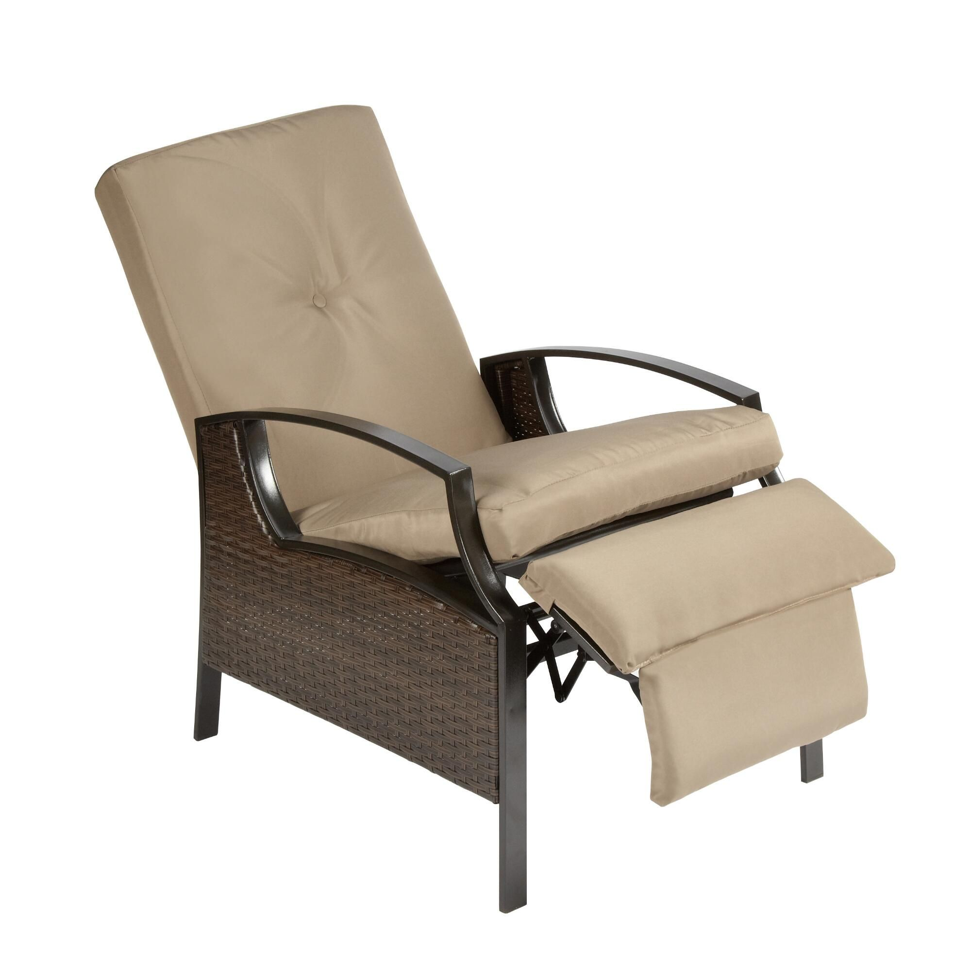 Delicieux 3 Position Indoor/Outdoor Recliner Chair | Christmas Tree Shops AndThat!