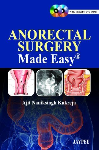 Anorectal Surgery Made Easy PDF | PDF Free Medical Books | Pinterest ...