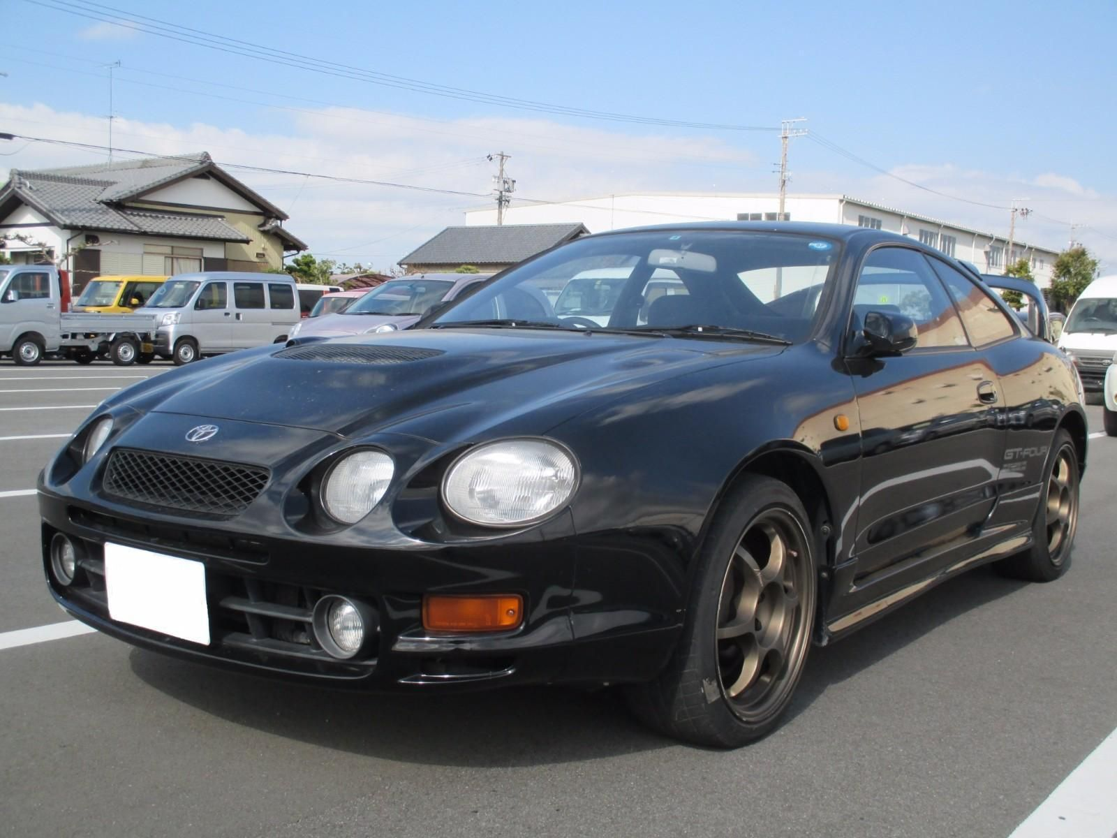 Check out this classic turbo  1995 toyota celica 2 0 gt four