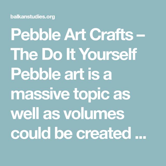 50 of the best creative diy ideas for pebble art crafts 50 of the best creative diy ideas for pebble art crafts balkan studies solutioingenieria Image collections