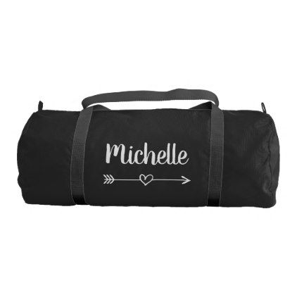 80ba9408a4b7 Personalized gym bag for women s fitness   sports - diy cyo personalize  design idea new special custom