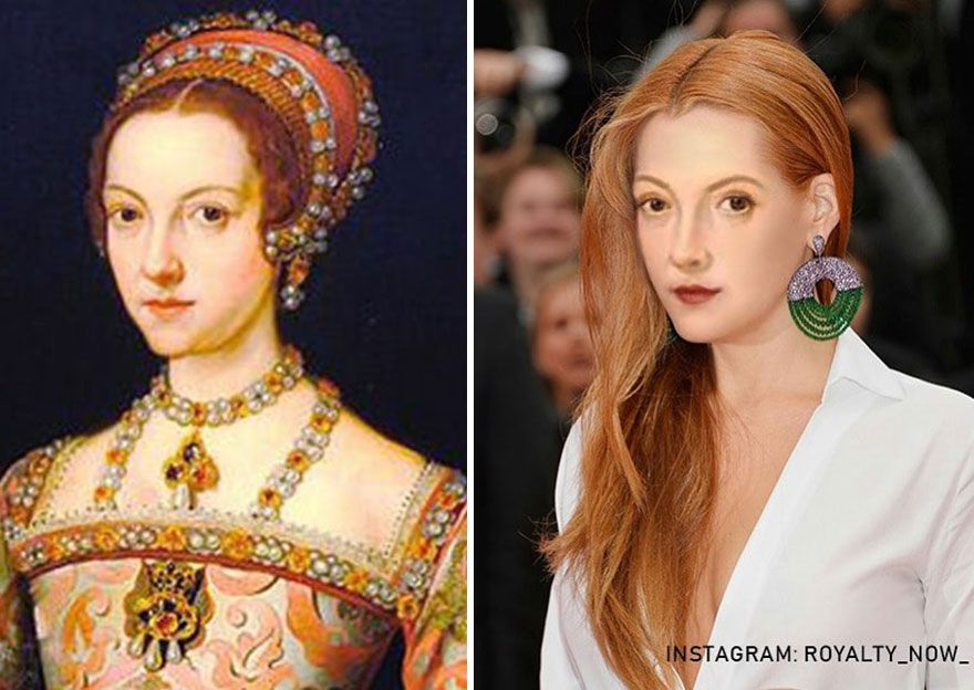Here S What Julius Caesar And Others Would Look Like Today 30 Pics Famous Historical Figures King Henry Viii King Henry