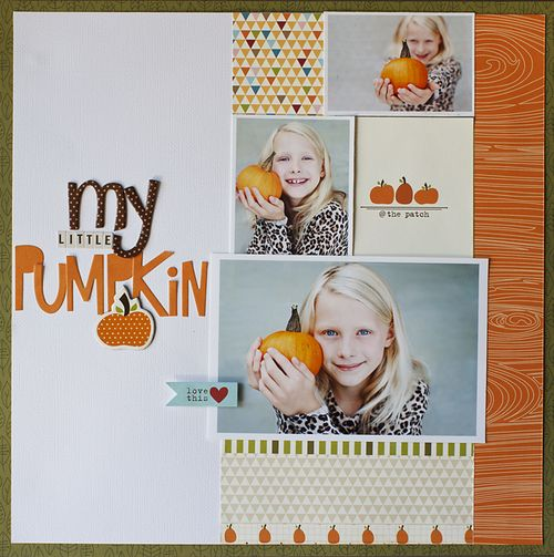 Hello Autumn Idea Gallery *RETIRED*: MyLittlePumpkinLayout-JamieHarder #helloautumn Hello Autumn Idea Gallery *RETIRED*: MyLittlePumpkinLayout-JamieHarder #helloautumn