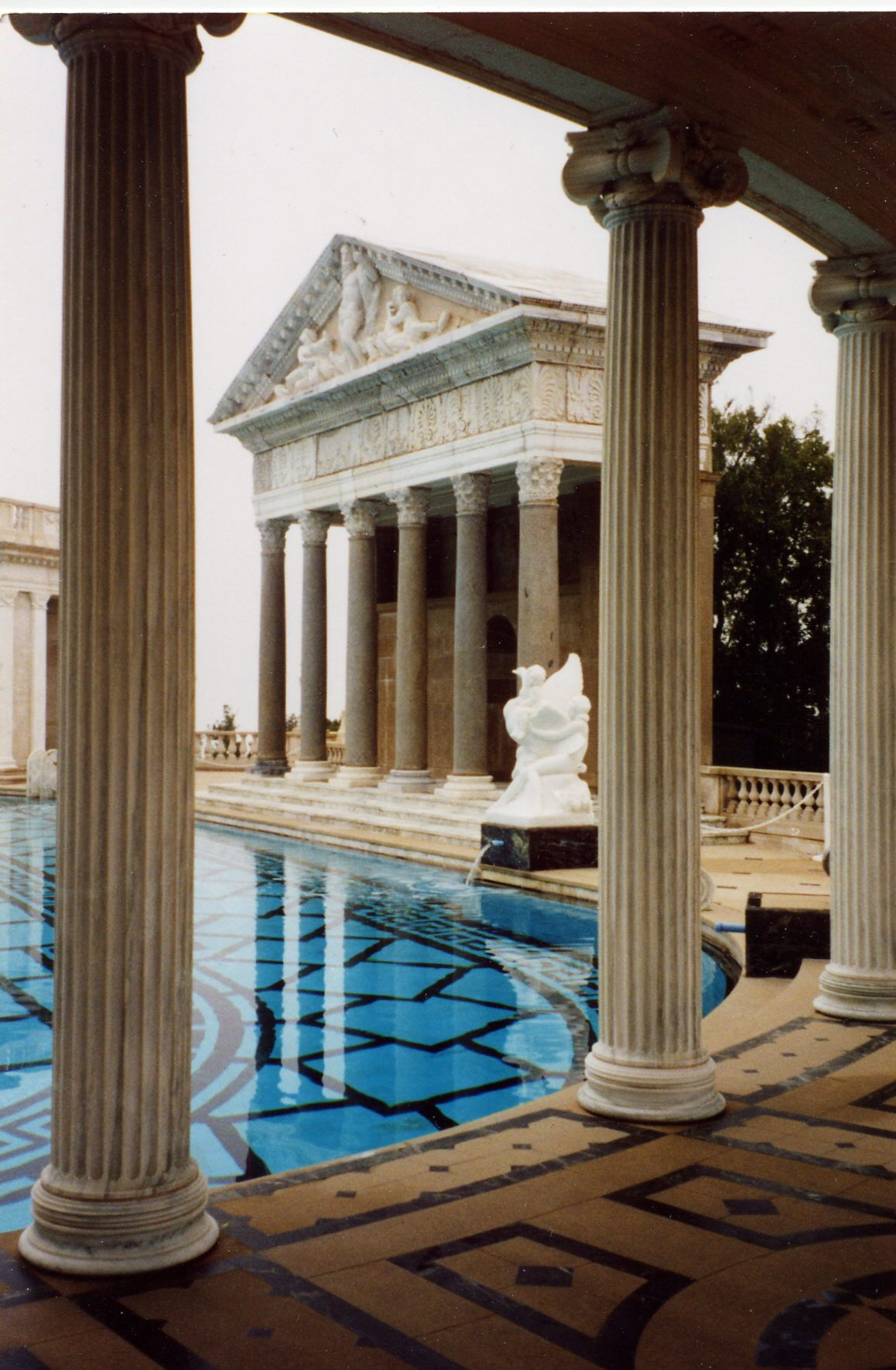 Coyote Atelier Travel Inspiration Hearst Castle In San