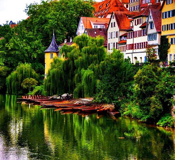 Tübingen Germany   |   129 Places Worth Visiting Once in a Lifetime