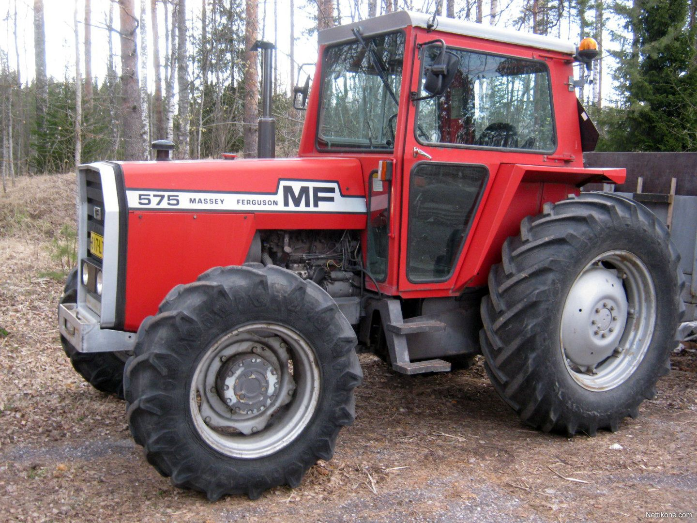Massey-Ferguson 575 | ☼ Tractor Mania ☼ | Pinterest | Tractor