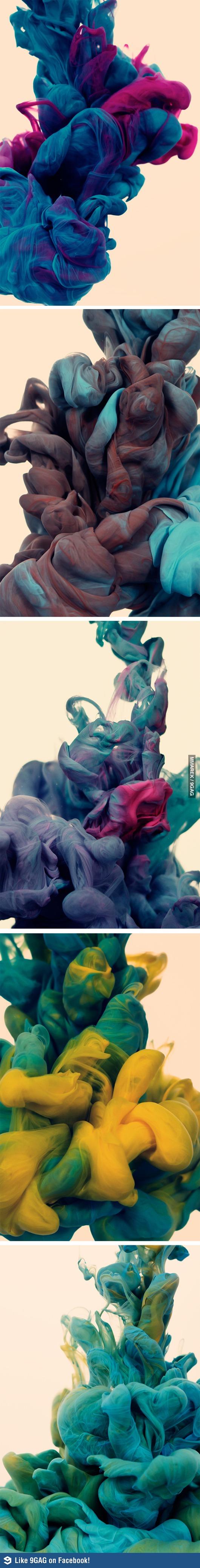 amazing Smoke art by mmarek (@9Gag 3665367)