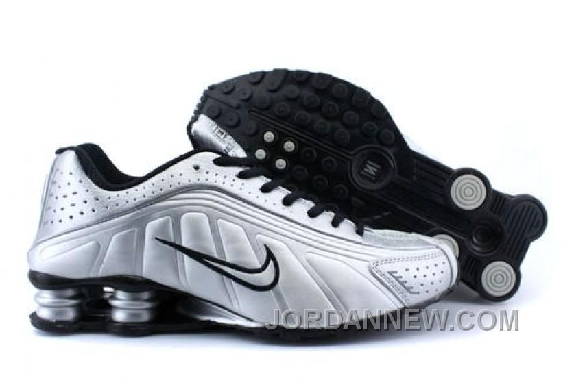 Buy Men's Nike Shox Shoes Metallic Platinum/Black/Silver Discount from  Reliable Men's Nike Shox Shoes Metallic Platinum/Black/Silver Discount  suppliers.
