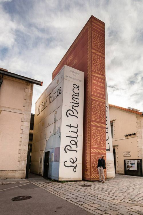 Just for Books ...?: A book store in Aix en Provence, France ,...