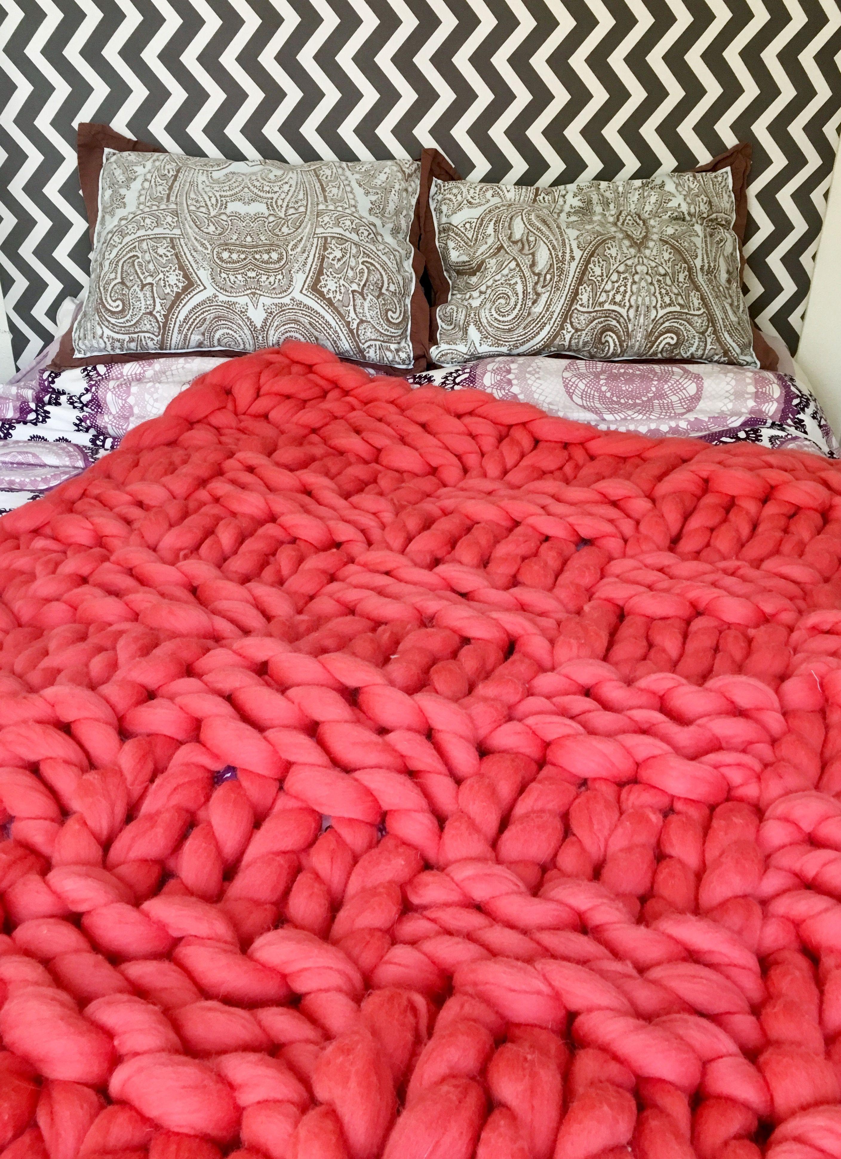 Becozi Is A Home For Chunky Merino Wool Blankets, Super