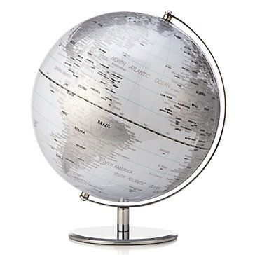 World Globe   White | Sp16 Bedroom6 | Bedroom | Inspiration | Z Gallerie ·  Stylish Home DecorWorld ...