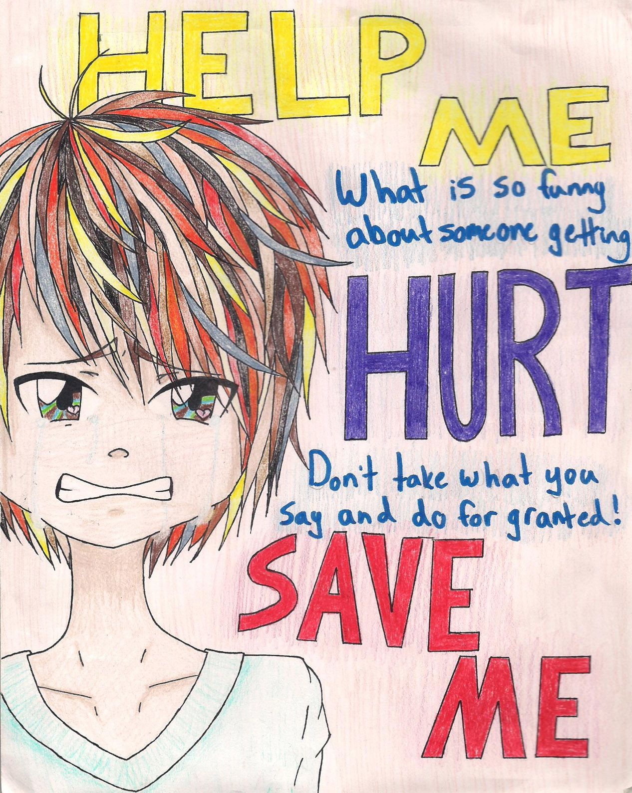 anti bullying posters - Bing Images | Bullying | Pinterest ...