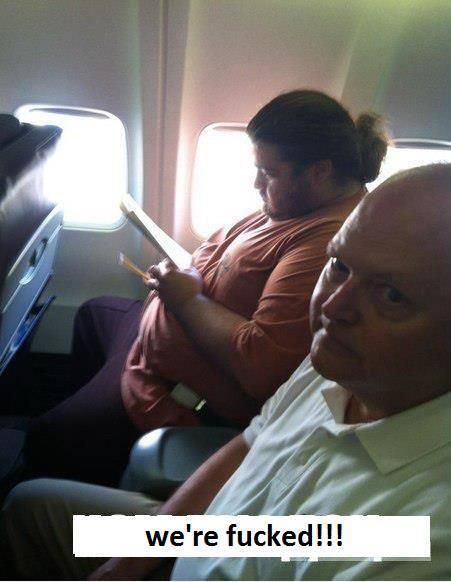 Hurley From Lost Is On My Flight To Lax The Plane In Lost Was On