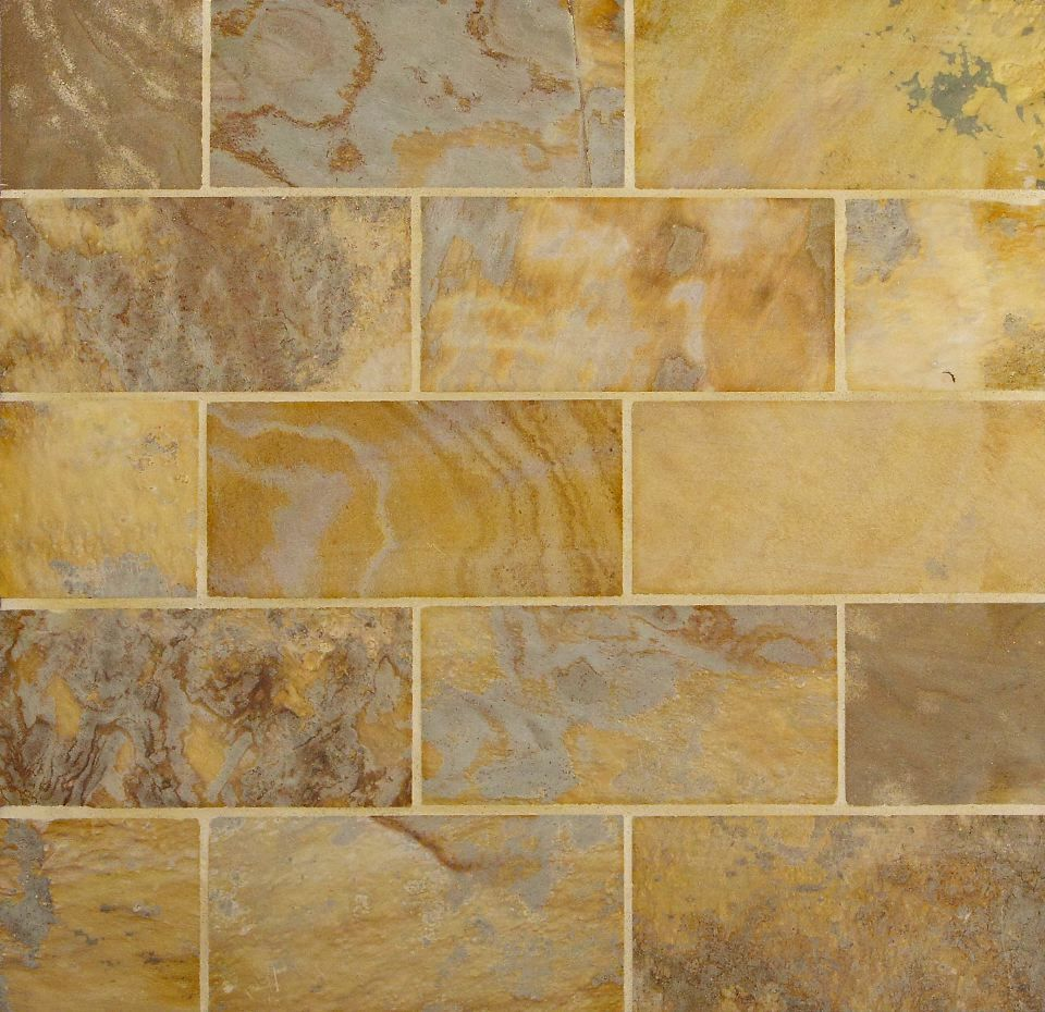 Honed Slate Tiles | Flooring | Pinterest | Slate, Craftsman kitchen ...
