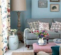 Fantastisch Landhaus Sofas Helfen Dem Wohnzimmer Gemütlicher Zu Erscheinen