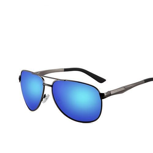 7769dad28352 Carrera Men's New Gipsy Black / Blue Lens Sunglasses in 2019   Products    Black, Sunglasses, Blue