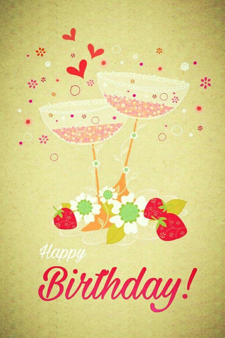 Happy Birthday Ecard Wishes Quotes 2nd