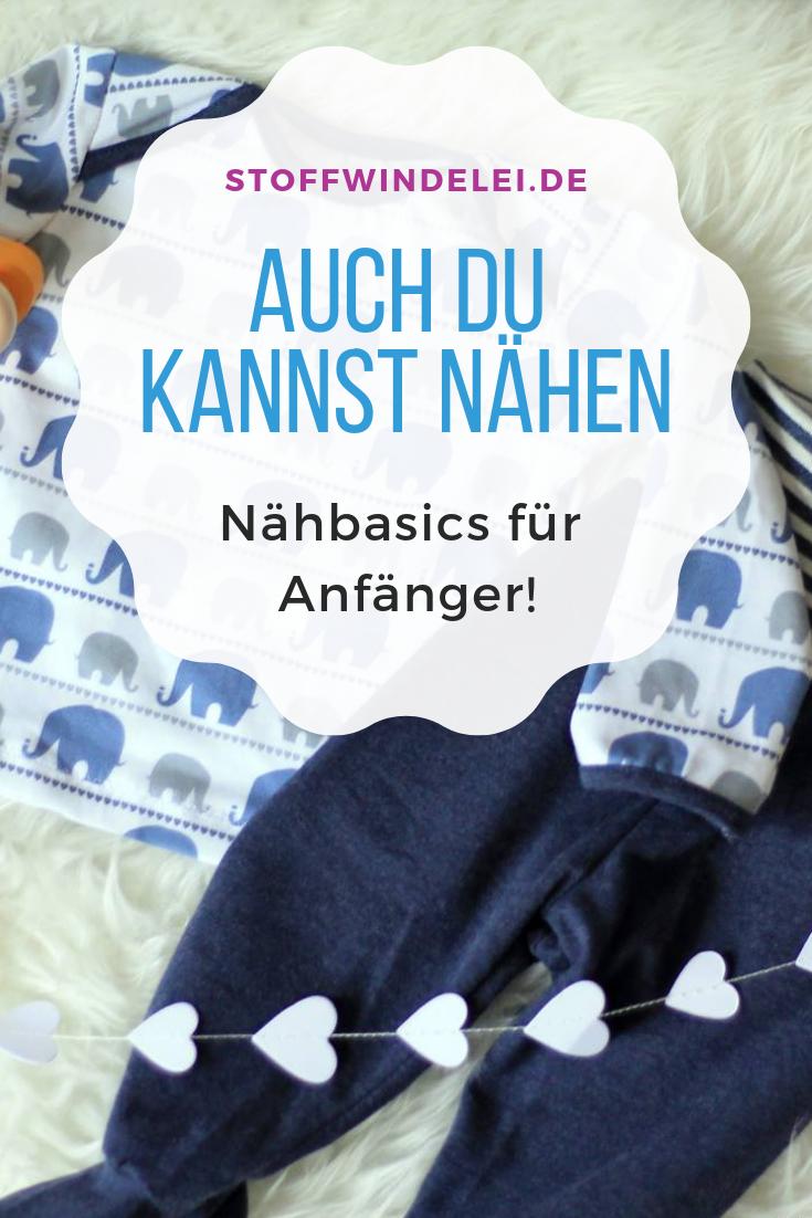 Nähbasics: Die häufigsten Anfängerfragen #babyshirts
