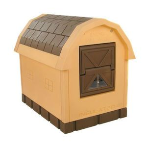 Large Insulated Palace Doghouse Insulated Dog House Dog Houses