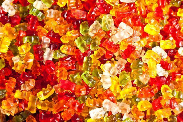Gummy Bears Attribution 3.0 Unported