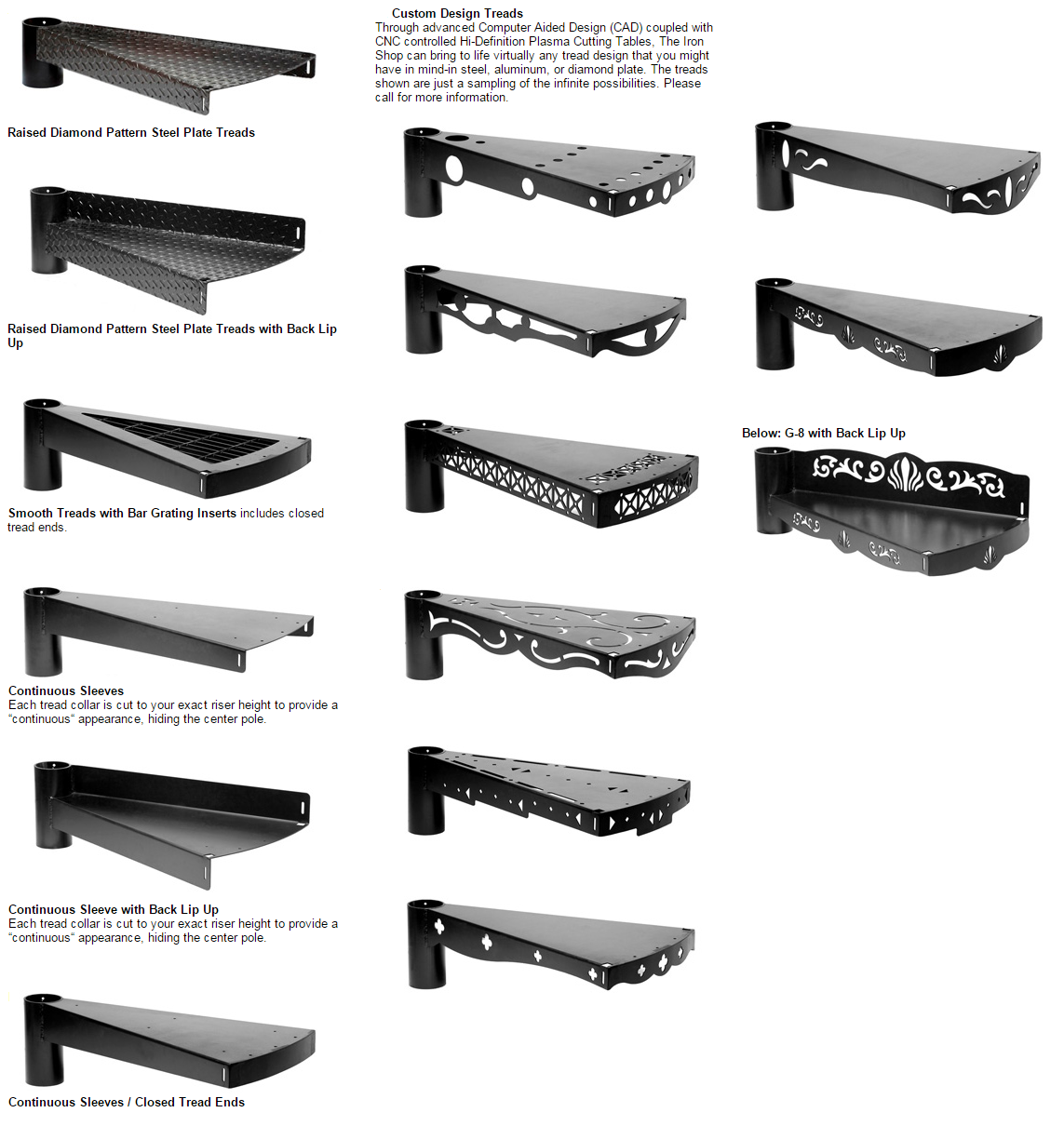 Best Metal Tread Options For Our Spiral Staircases Www 400 x 300