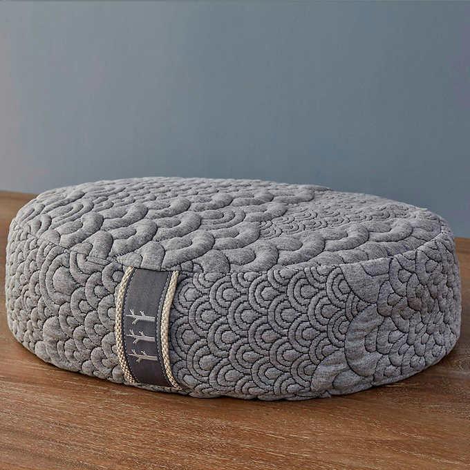 Crystal Cove Home Yoga Pillow Bundle