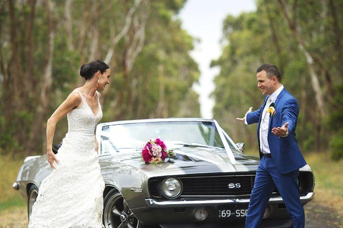 A newly Wed - Mariana Hardwick wedding dress | itakeyou.co.uk | Onthree photography
