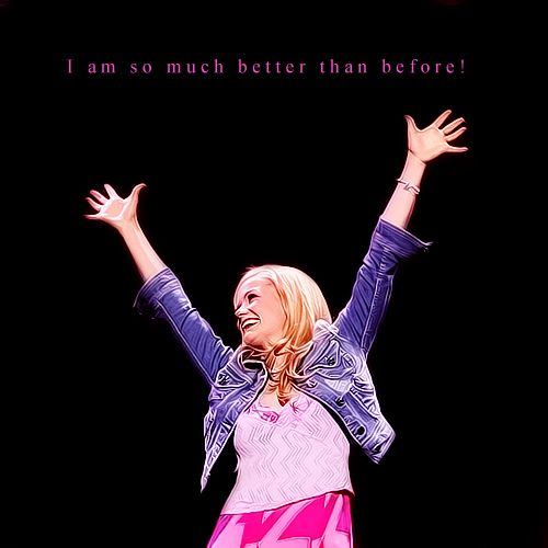 Legally Blonde The Musical So Much Better Favorite Broadway