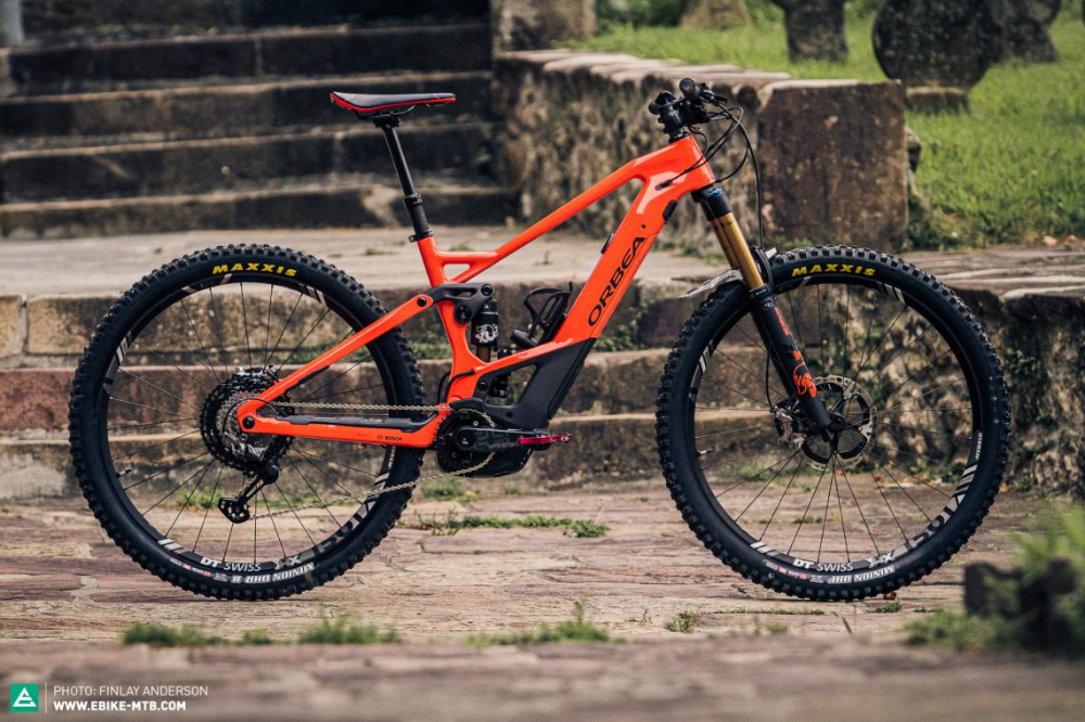 First Ride Review Orbea Wild Fs 2020 It S In The Name Riding