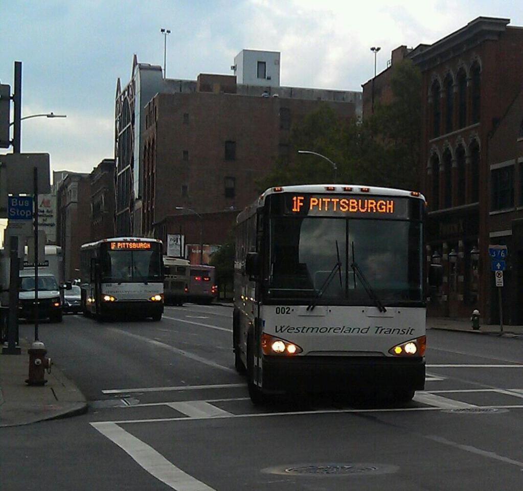 Westmoreland Transit MCI